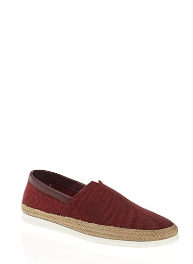 D by Divarese Espadril Bordo
